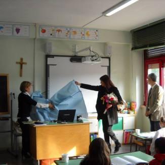 M.L.King Roma ' Consegna LIM 3