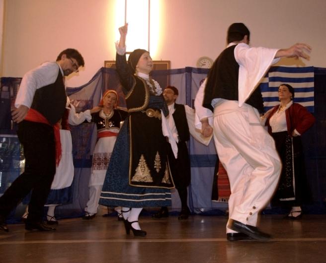 danze greche - gruppo 2