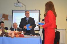 """Donazione LIM scuola """"S. Sassetti"""" Alatri, FR 2"""