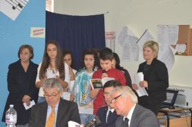 """Donazione LIM scuola """"S. Sassetti"""" Alatri, FR 1"""
