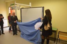 """Donazione LIM scuola """"S. Sassetti"""" Alatri, FR 9"""