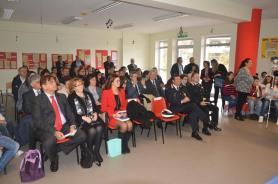 """Donazione LIM scuola """"S. Sassetti"""" Alatri, FR 8"""