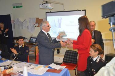 """Donazione LIM scuola """"S. Sassetti"""" Alatri, FR 5"""