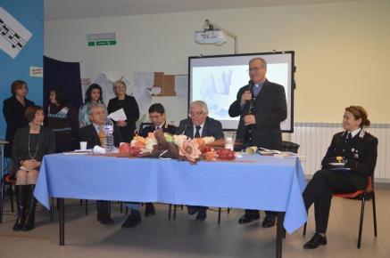 """Donazione LIM scuola """"S. Sassetti"""" Alatri, FR 4"""